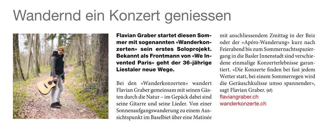 Baselland Entdecken