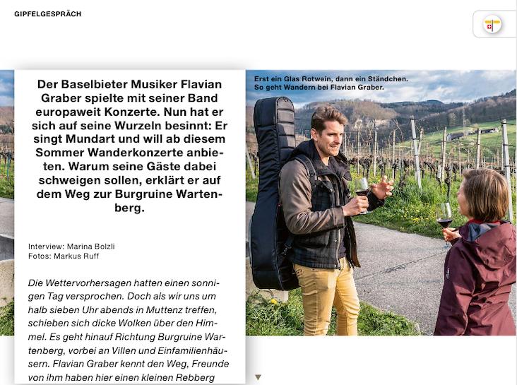 Wandern Magazin